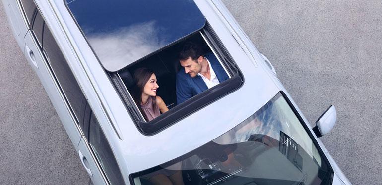 Quemacocos presente en Tiguan SUV de Volkswagen