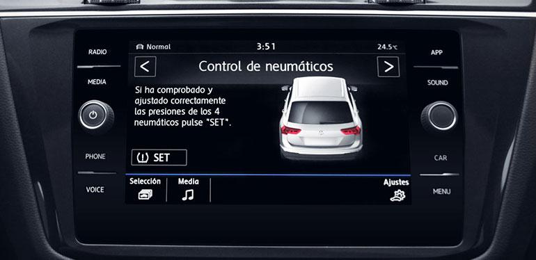 Sistemas de seguridad incluidos en los SUV de Volkswagen