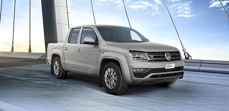 Camioneta Amarok Trendline de Volkswagen