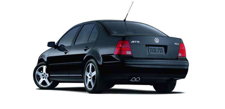 Jetta GLI de Volkswagen modelo 2003