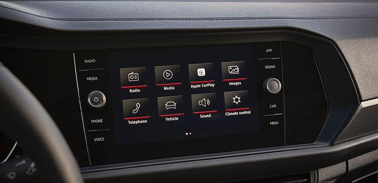 Funciones del Digital Cockpit de Jetta GLI de Volkswagen
