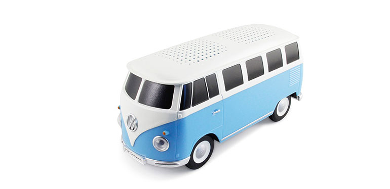 Bocina bluetooth en forma de combi de Volkswagen Collection