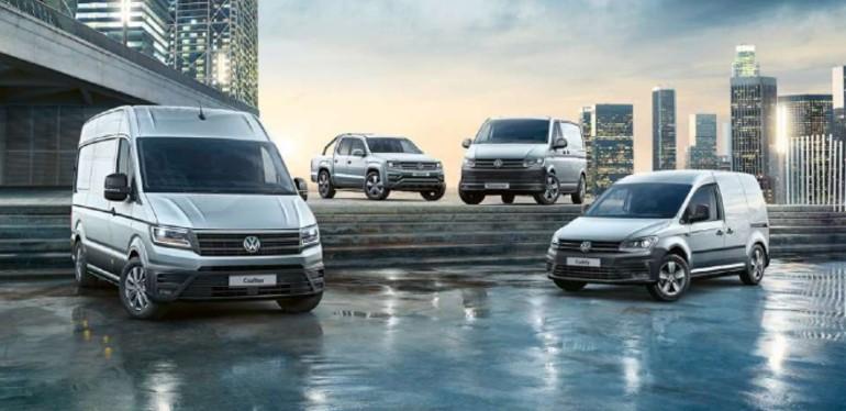 Vehículos comerciales disponibles con financiamiento de Volkswagen