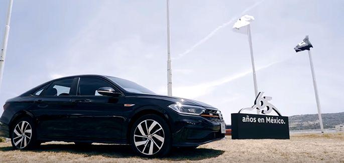 Jetta GLI de Volkswagen el auto deportivo con diseño dinámico, motor potente y tecnología