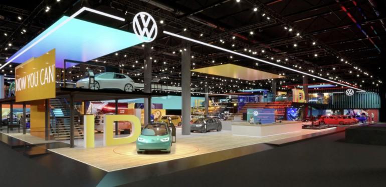 Nuevo Logotipo de Volkswagen con sonido que le hablará a los usuarios de la marca