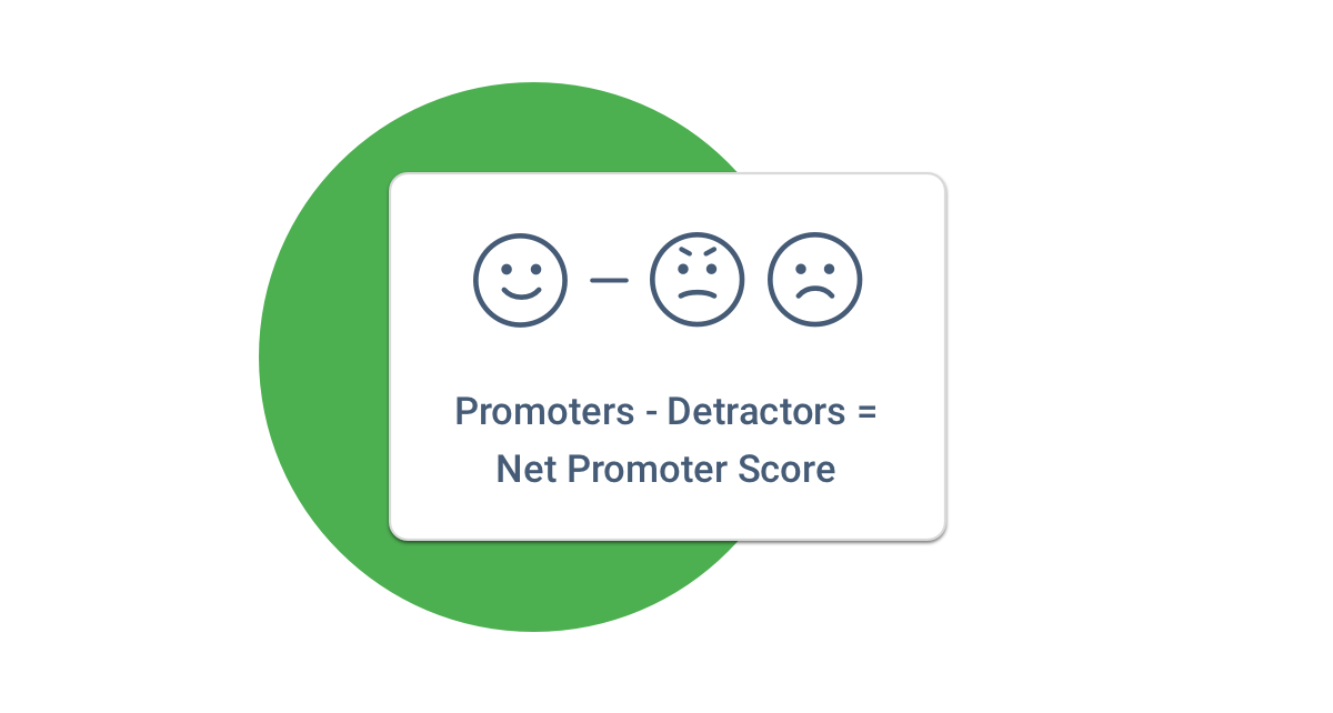 Net Promoter Score calculation