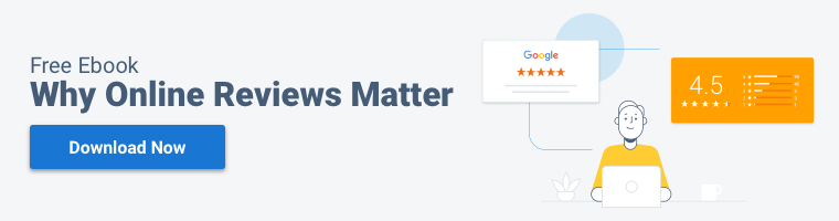 online reviews matter eBook