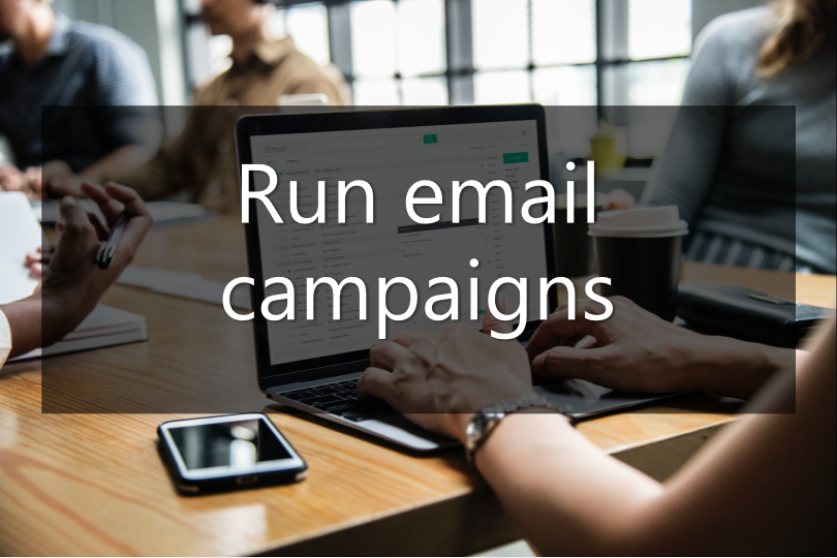 changing your business name - run email campaigns