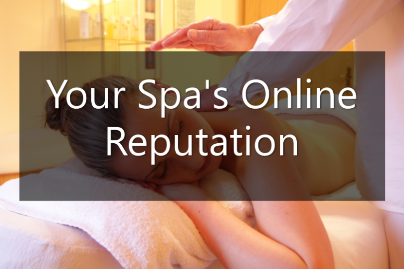 spa services - reputation management