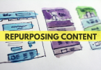 Repurposing content - create content