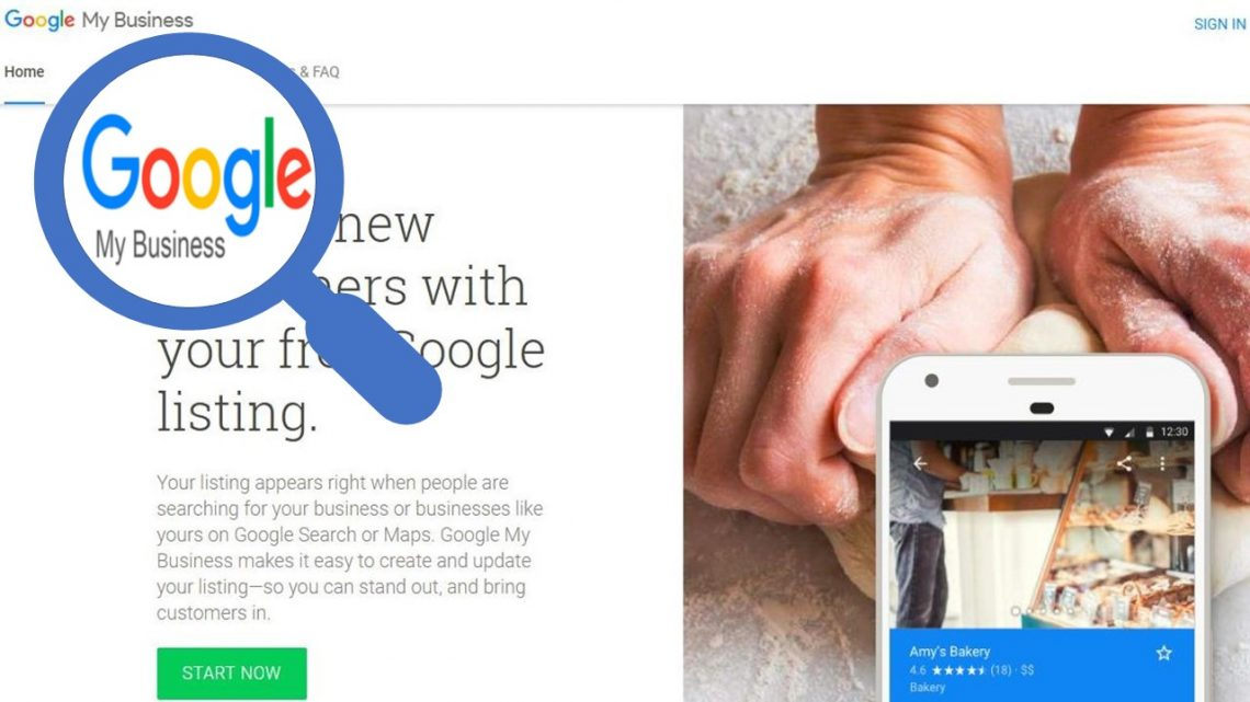 Google My Business listing optimization tips for dentists