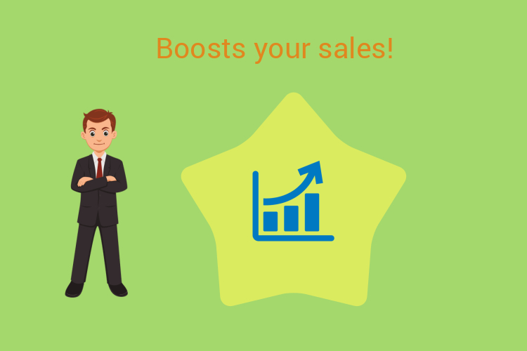 reputation management - Boosts your sales