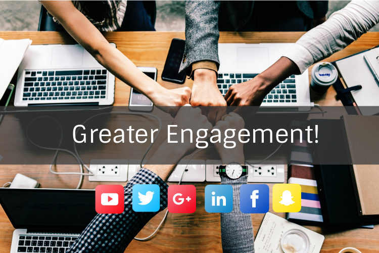 ORM TOOLS - Greater engagement