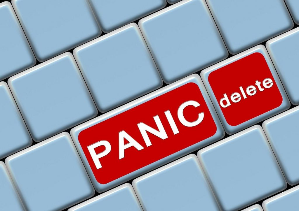 monitoring online reviews - do not panic
