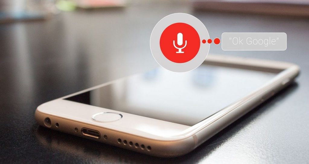 key seo trends - voice search