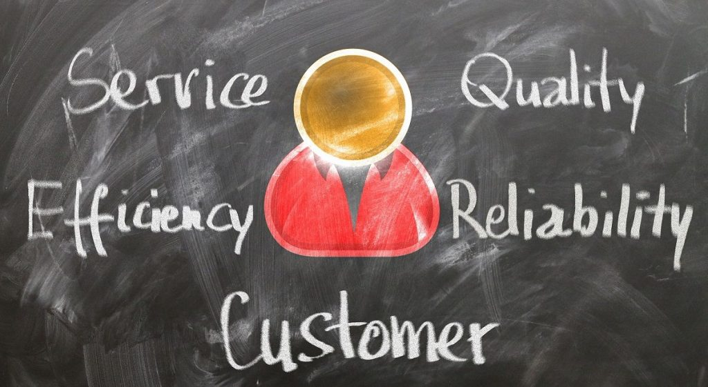 improving customer service - provide great customer support