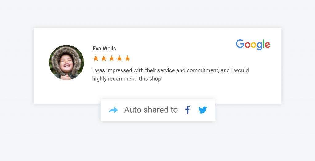 share your reviews
