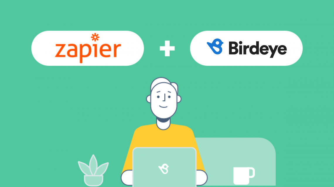 Birdeye and Zapier