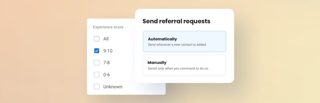 referral requests