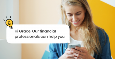financial institution SMS marketing