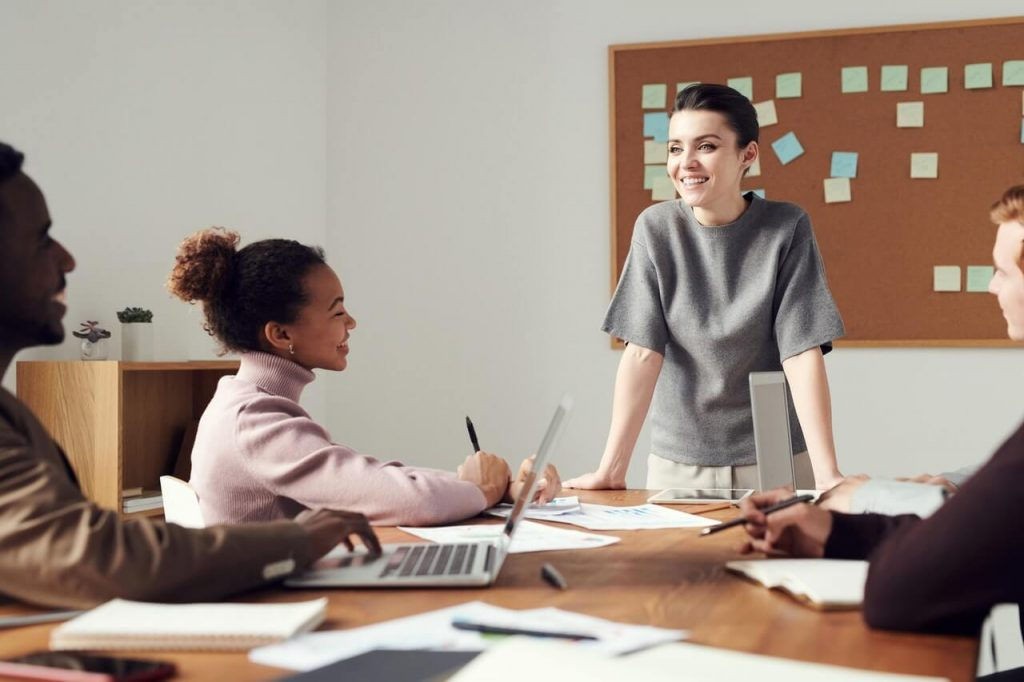 collaborate effectively with other teams