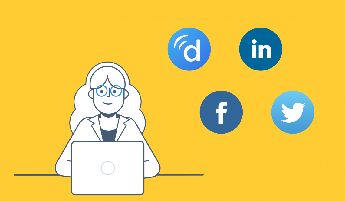 social networking sites for doctors