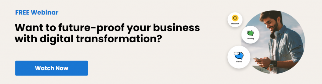 Future-proof your business with digital transformation