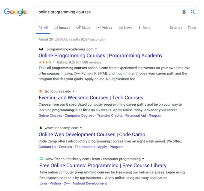 Google changes in 2020. How have Google Ads changed?