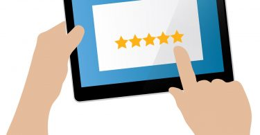 Local search engine optimization - more online reviews