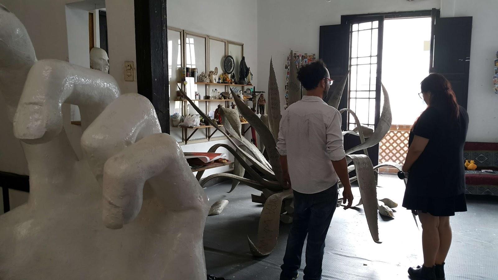 Open Studio Barranco-joinnus