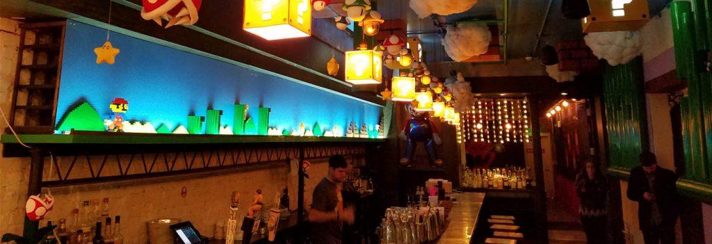 mario bar