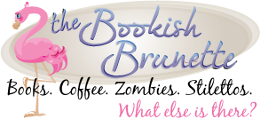 The bookish brunette