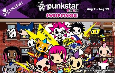 Punkstar Frenzie