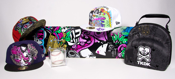 TKDK x NEW ERA x STRIKEOUTS FOR TROOPS Charity Auction Goods