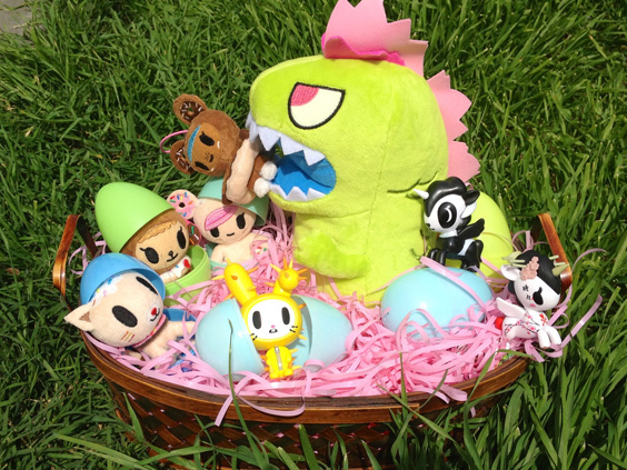 tokidoki Easter Basket