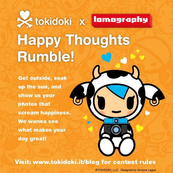 Happy Thoughts Rumble