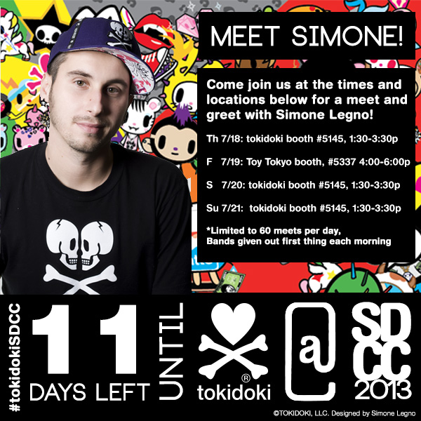 tokidokiSDCC Countdown 11 days