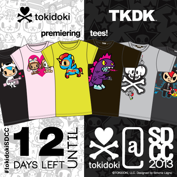 tokidokiSDCC Countdown 12 days