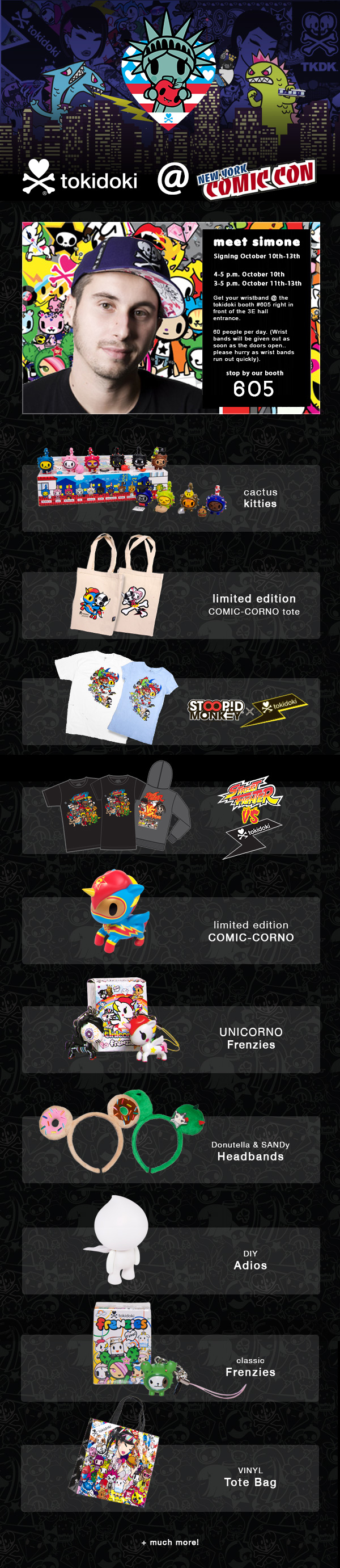 Check out all of our exclusives for NYCC 2013