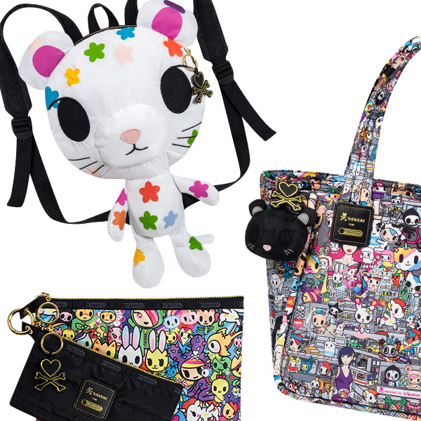 tokidoki for LeSportsac Fall 2014 Collection Preview