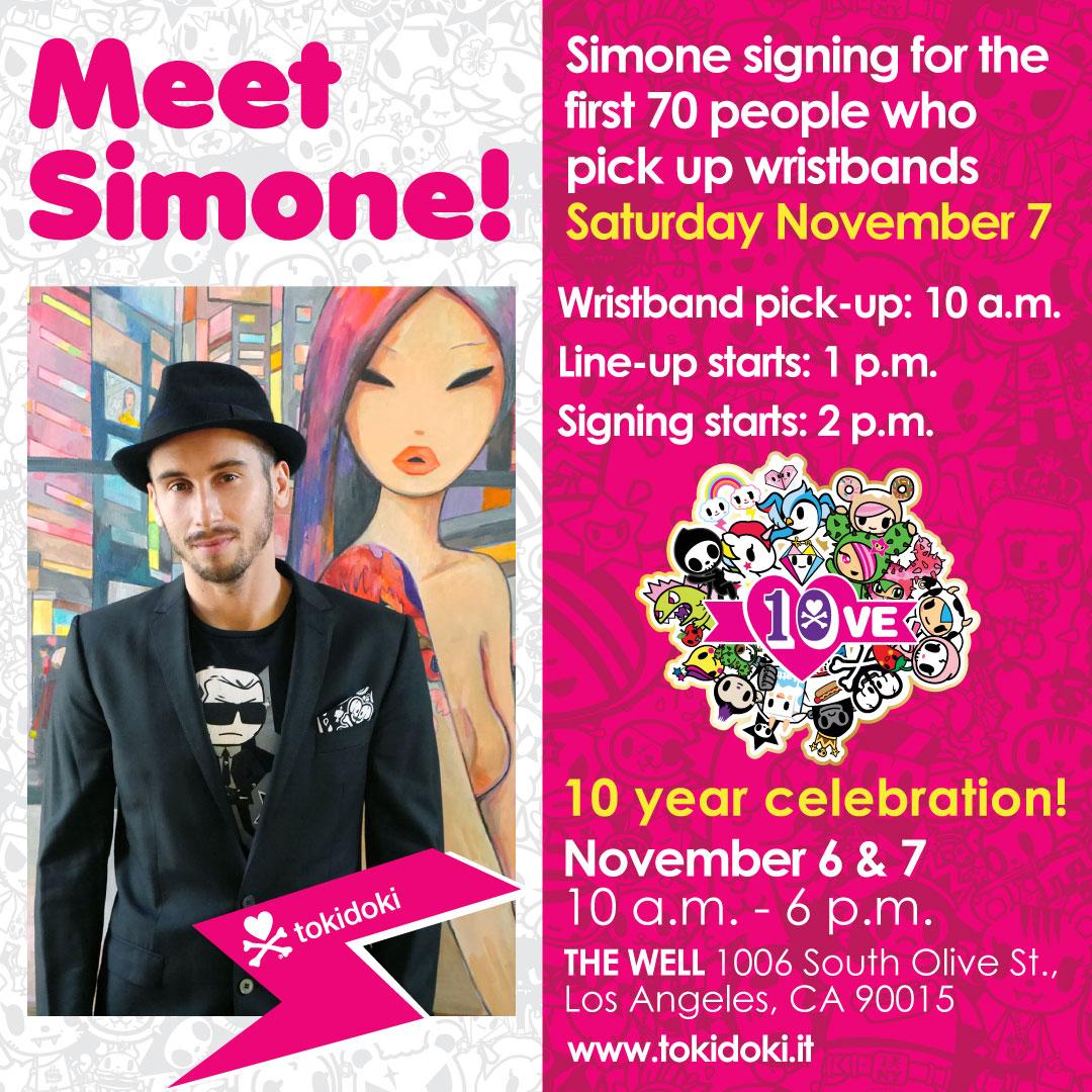 Simone Legni Signing