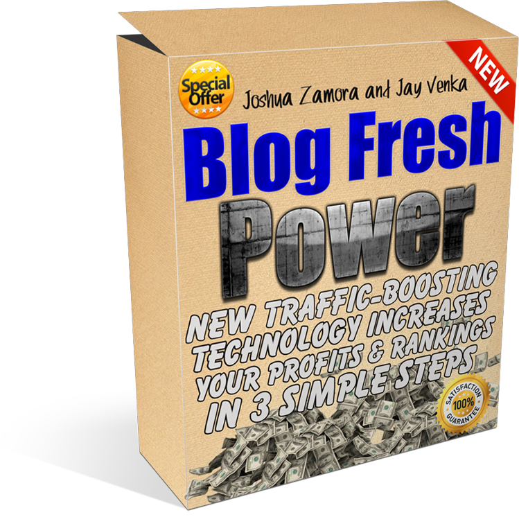 Blog Fresh Power