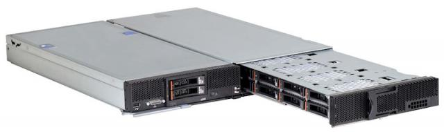 IBM Flex System Storage Expansion Node