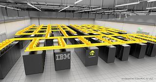 LRZ SuperComputer