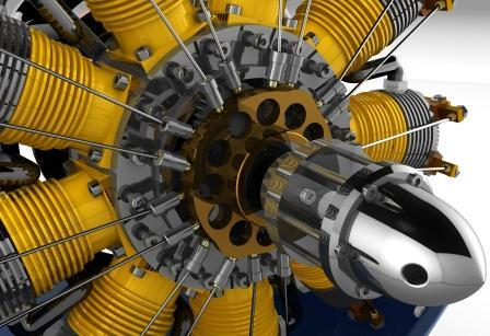 Aircraft Engine Maintenance and the Types of Piston Engine ...