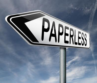 Paperless Office Trend Growing Among Real Estate Brokerages