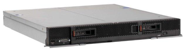 Front view of the x440 Compute Node