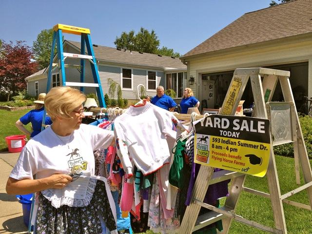 Council 144 Yard Sale 2013