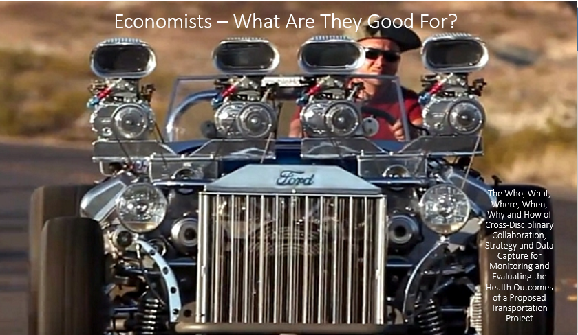 Economists and Transportation