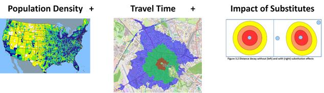 Algorithm that predicts the number of expected park visits